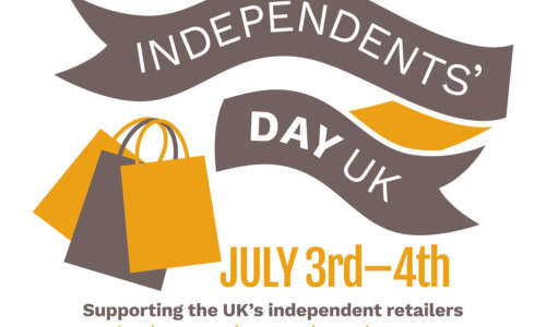 Independent Retailers UK: Promote Your Brand on #UKIndieDay with Printed Reusable Shopping Bags
