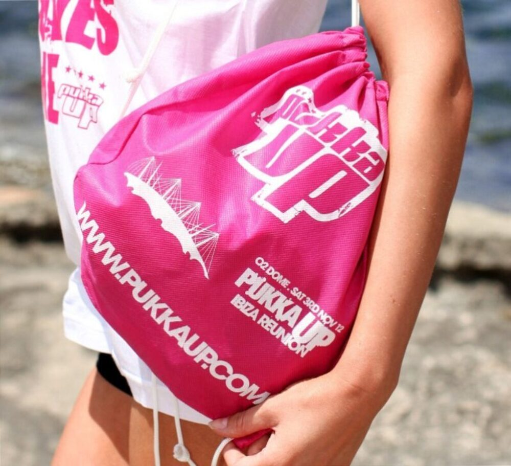 Using Promotional Bags to Advertise Leisure & Niche Business
