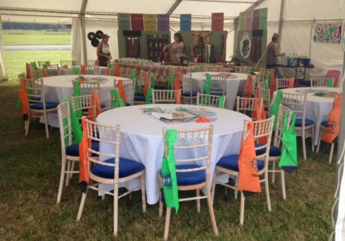 Event Bags Raise Awareness for The Chartwell Cancer Trust