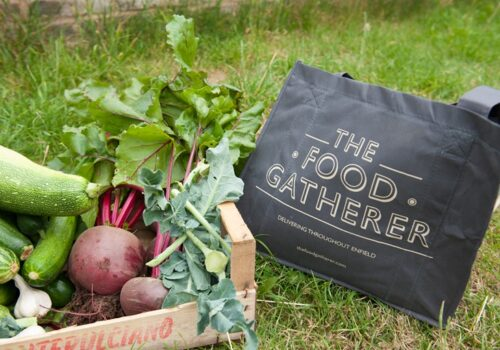 Supplying Reusable Bags for Life to Food Banks for Emergency Deliveries
