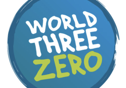 World Three Zero Select Smartbags Recycled Shopping Bag for the Community Eco-Bomb!
