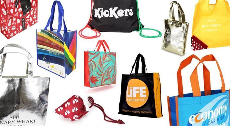 Reusable Supermarket Shopping Bags