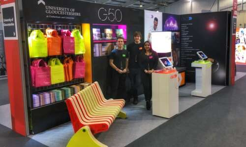 How to Stand Out at Trade Shows - Bag Your Brand with an Event Bag