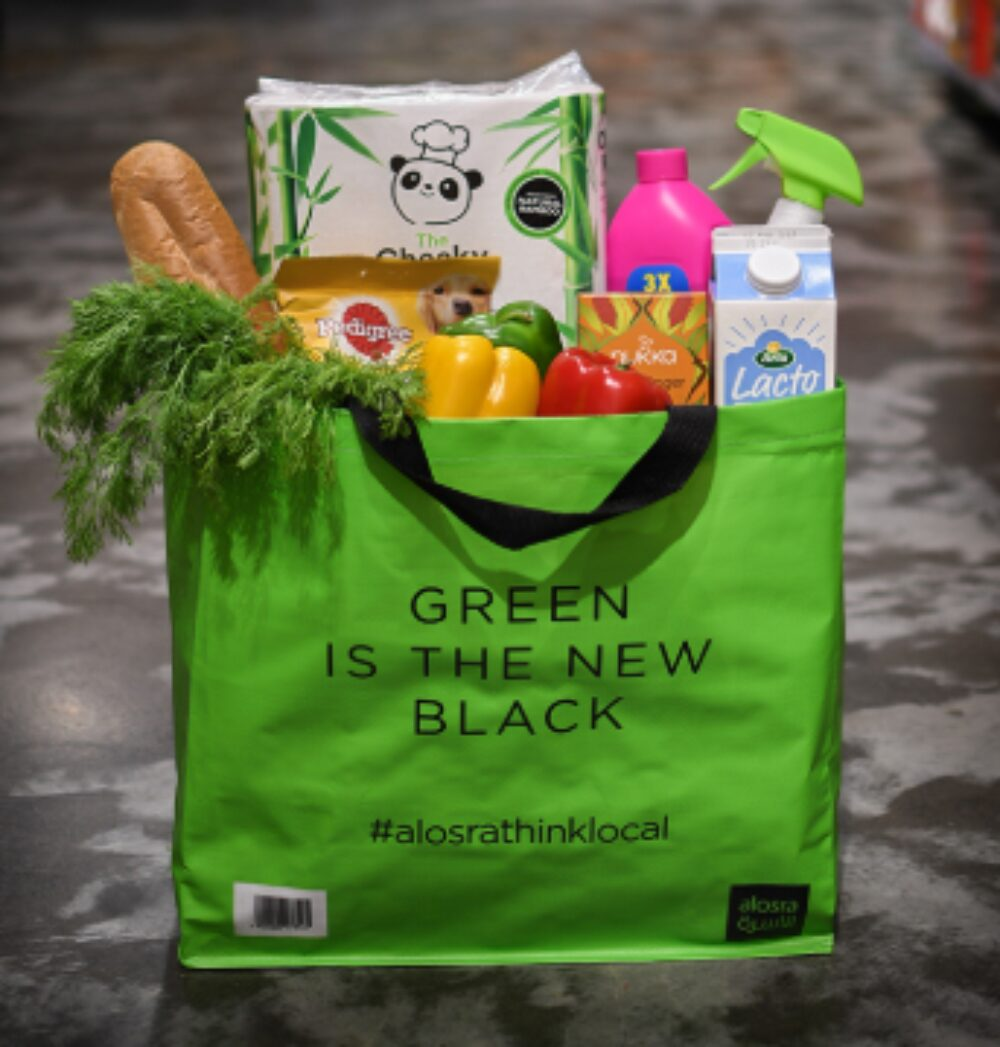 Get Ready for 10p Plastic Bag Charge - 21st May 2021