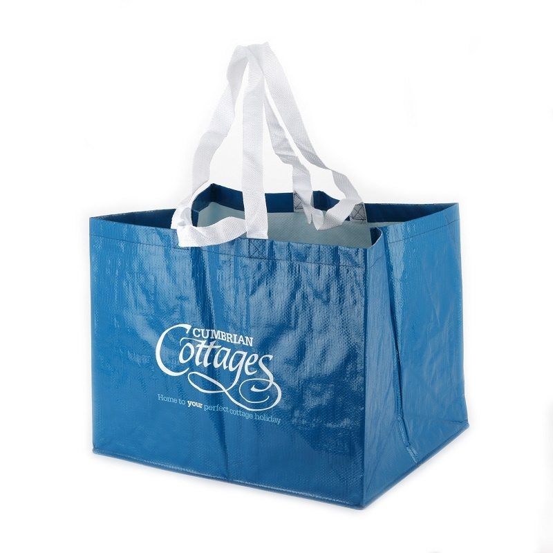 Square IKEA Style Bag (Laminated)