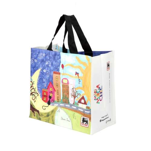 Small Shopping Bag (Laminated)
