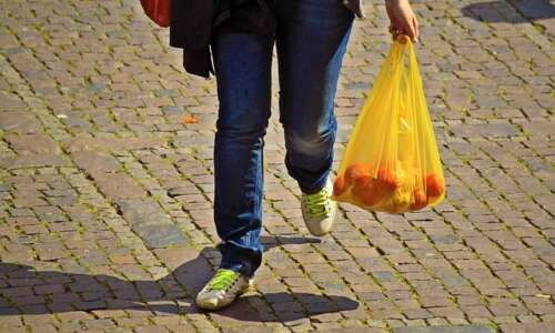10p Bag Charge To Be Extended to Small Retailers in England