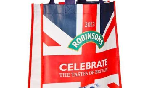 Reusable Supermarket Shopping Bags Act Like Mini Billboards
