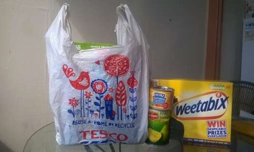 Tesco Swap Sales of Single-Use Bags for Reusable Bags for Life