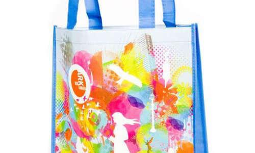 Print Techniques for reusable bags explained