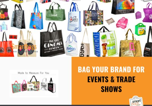 Event Bags | How to Bag Your Brand for Trade Shows and Virtual Events