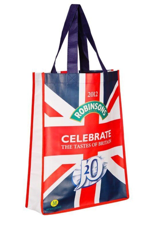 Reusable Supermarket Shopping Bags Act Like Mini Billboards