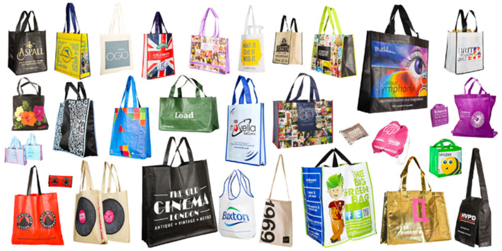 Choosing The Right Fabric for a Promotional Bag for Life