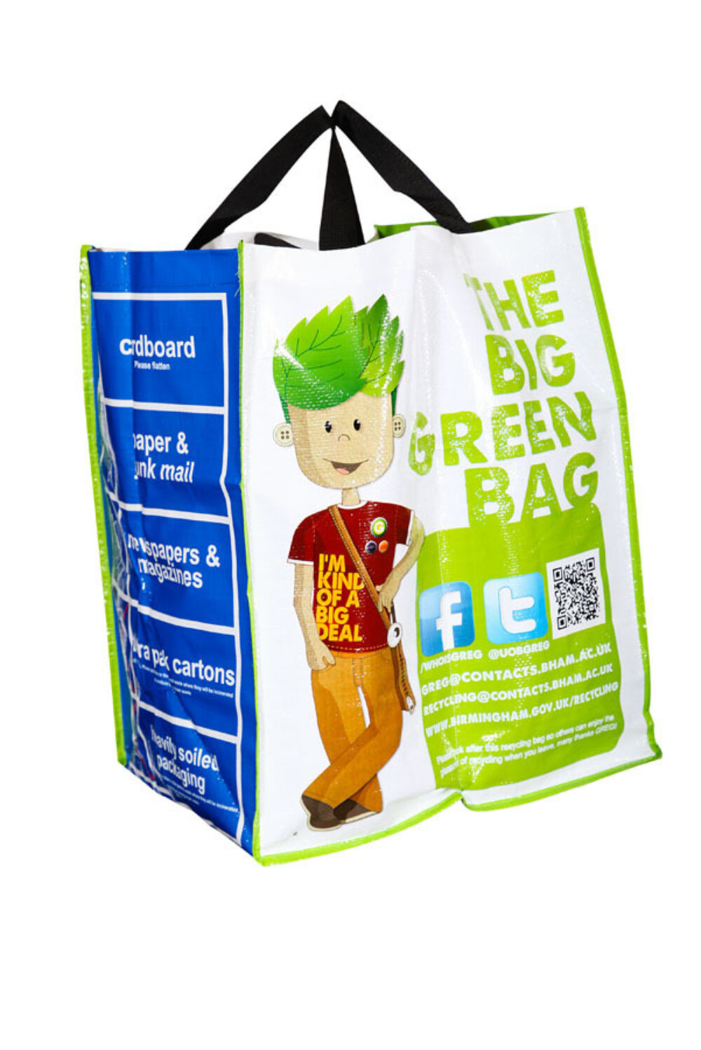Bag for Life Fabric Explained: Woven Polypropylene (WPP)
