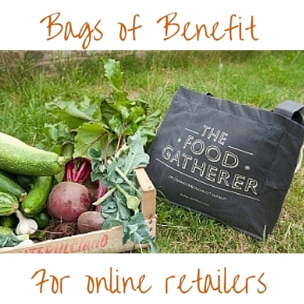 Creating Bags of Benefit for Online Retailers & Brands with Promotional Shopping Bags