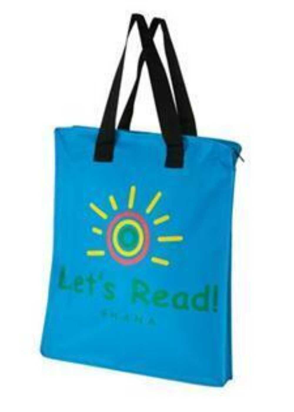 The Perfect Reusable Bag for Let's Read