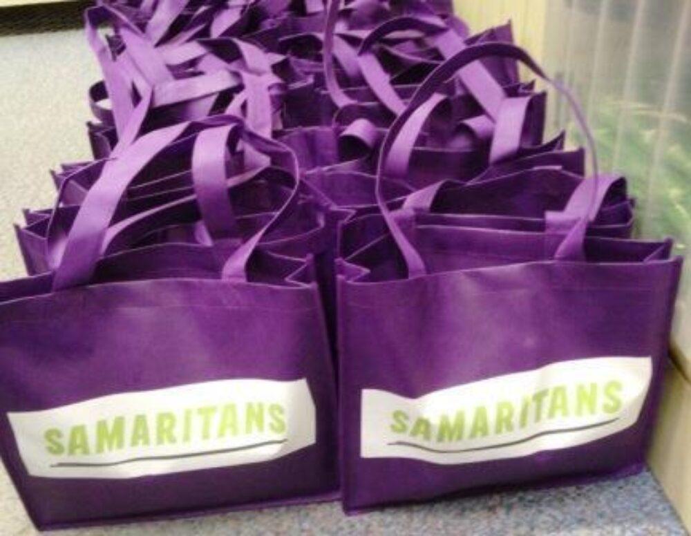 Smartbags Support Samaritans Fundraisers