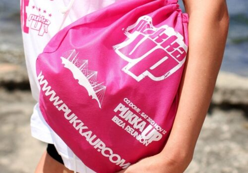 Pukka Up! Smartbags hit Ibiza