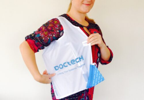 Strawberry Bags a hit for Doctech!