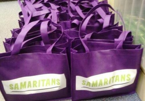 Smartbags Support Samaritans Fundraisers