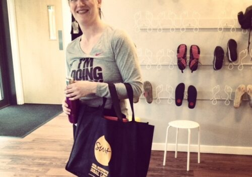 Sweat Studios Bag Their Brand with a Bespoke Bag for Life