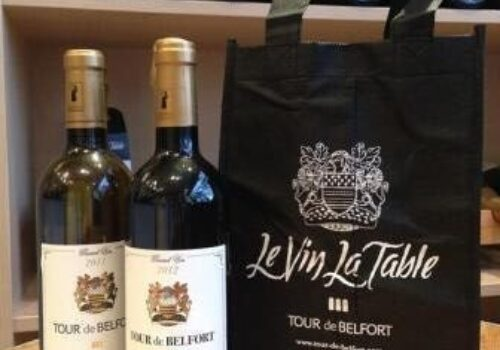 Packaging & Promoting: Wine Bottle Bags do Double Duty!