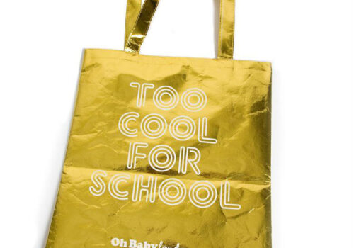 Bag Yourself Gold in the Fashion Stakes