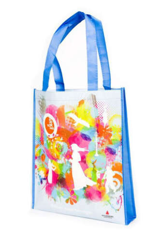Portrait Retail Bag (Laminated)