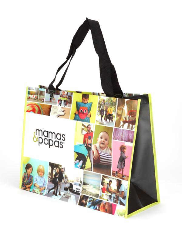 Landscape Shopping Bag (Laminated)
