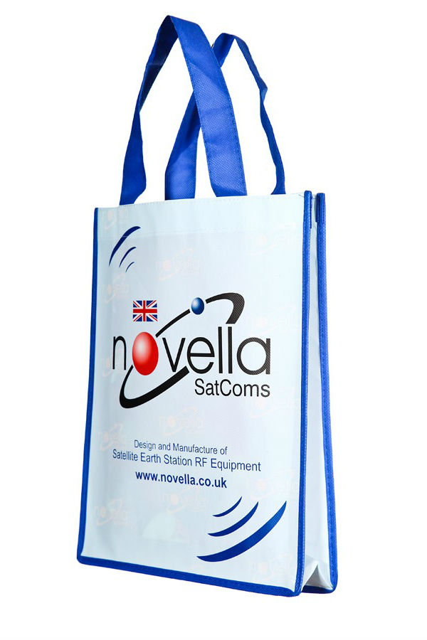 A4 Promotional Tote Bag (Laminated)