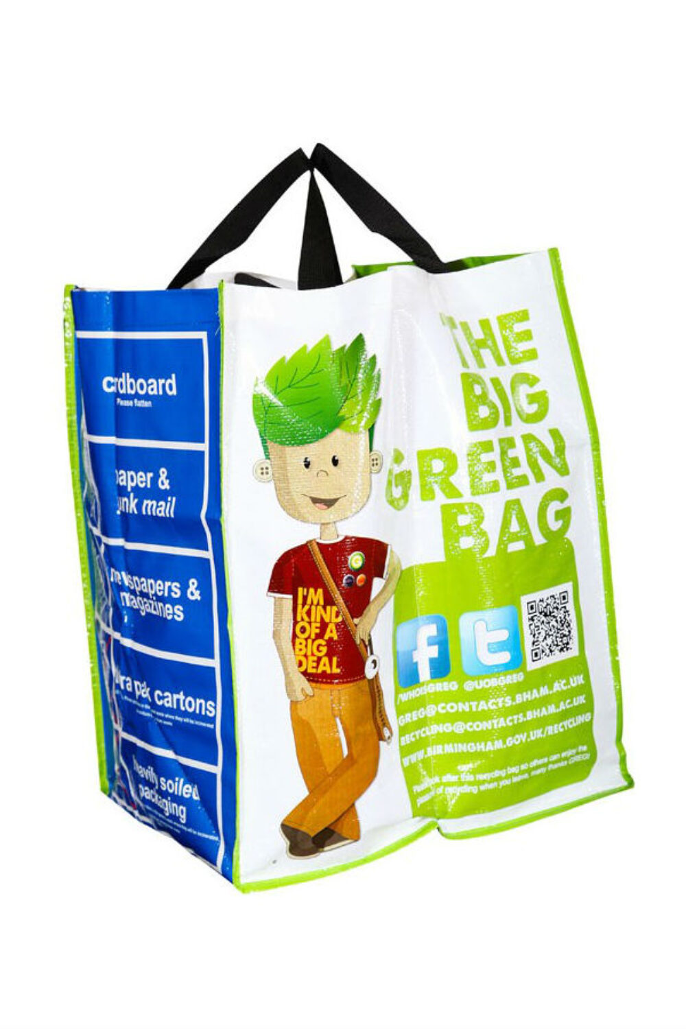 How Printed Logo Bags can be used in Schools, Universities & Colleges