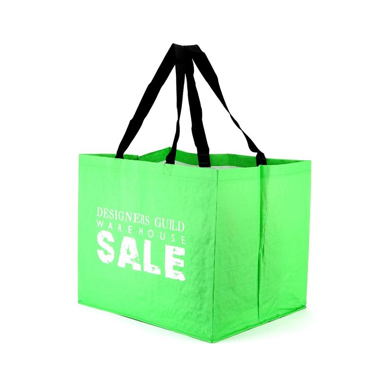 Large Classic IKEA Style Bag (Laminated)