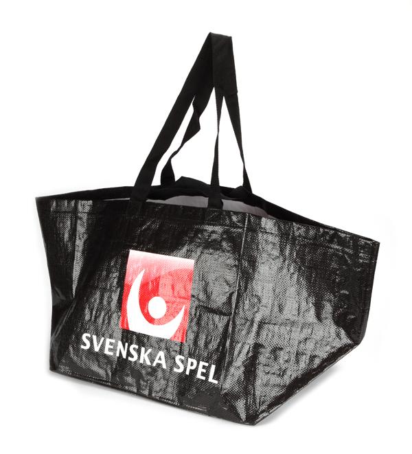 Classic Ikea Style Bag (Laminated)