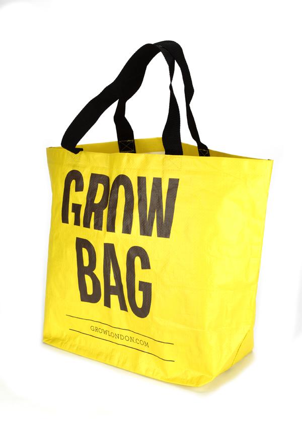 Large IKEA Style Bag (Laminated)