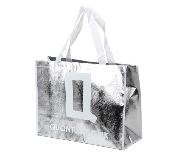 Metallic Landscape Tote Bag (Laminated)