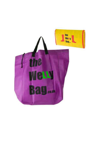 Large Foldable Bag with drawstring