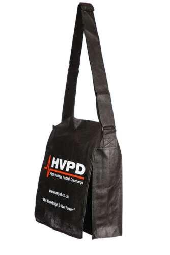 Portrait Laminated Messenger Bag