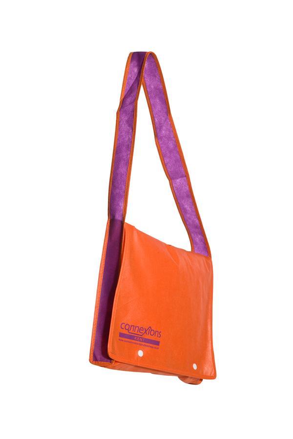Junior Size Messenger Bag