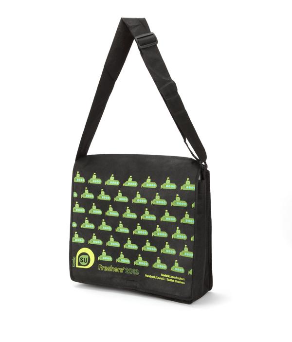 Landscape Messenger Bag