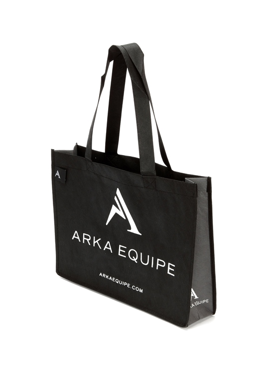 A3 Landscape Tote Bag with 10cm Gussets
