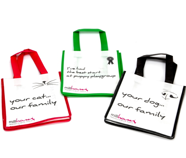 Extra Small Tote Bag - 10cm gusset
