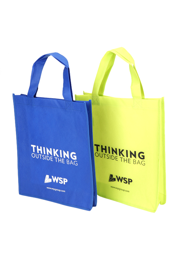 A4 Promotional Tote Bag with 7cm gussets