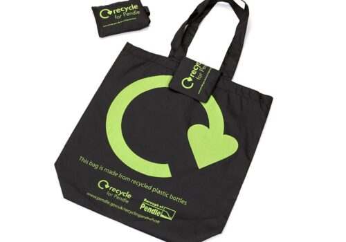 Recycled Eco Bags - 70% & 100%